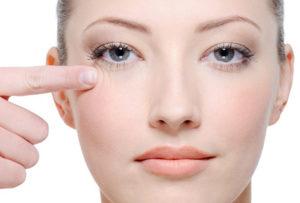 Крем от морщин для кожи вокруг глаз