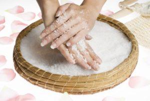 Пилинг кожи рук