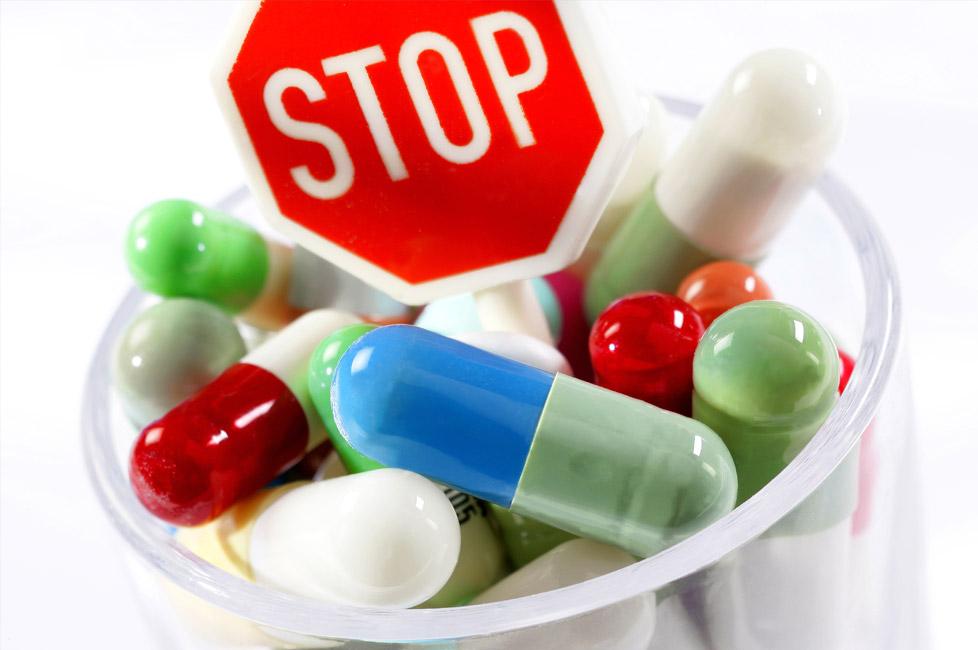 Ботокс и антибиотики