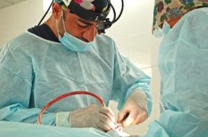 Хирург для ринопластики