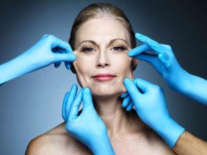 Подтяжка лица без операции