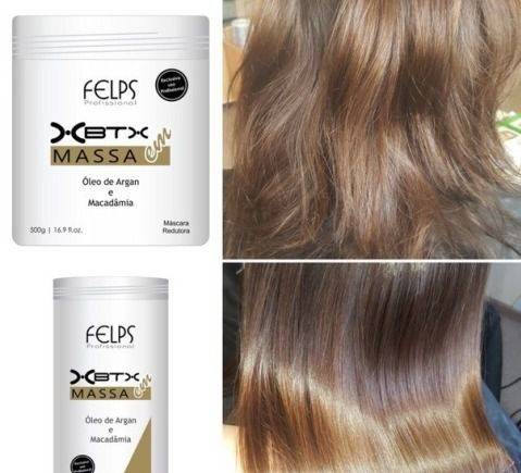 Felps ботокс для волос инструкция