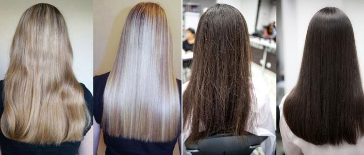 Ботокс или кератиновое восстановление волос