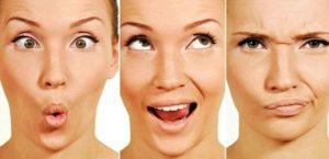Как изменить кончик носа упражнениями