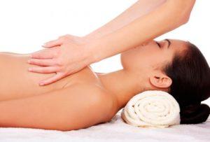 Японский массаж для увеличения груди
