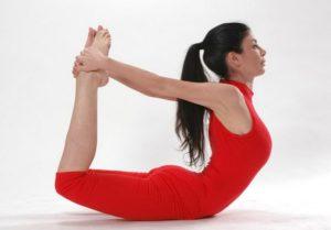 Упражнение лук для груди