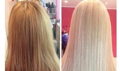 ботоксовый волос
