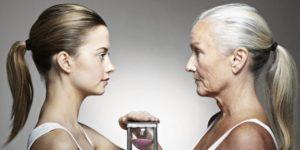 Виды старения